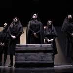 La casa di Bernarda Alba produzione Teatro d'Emergenza
