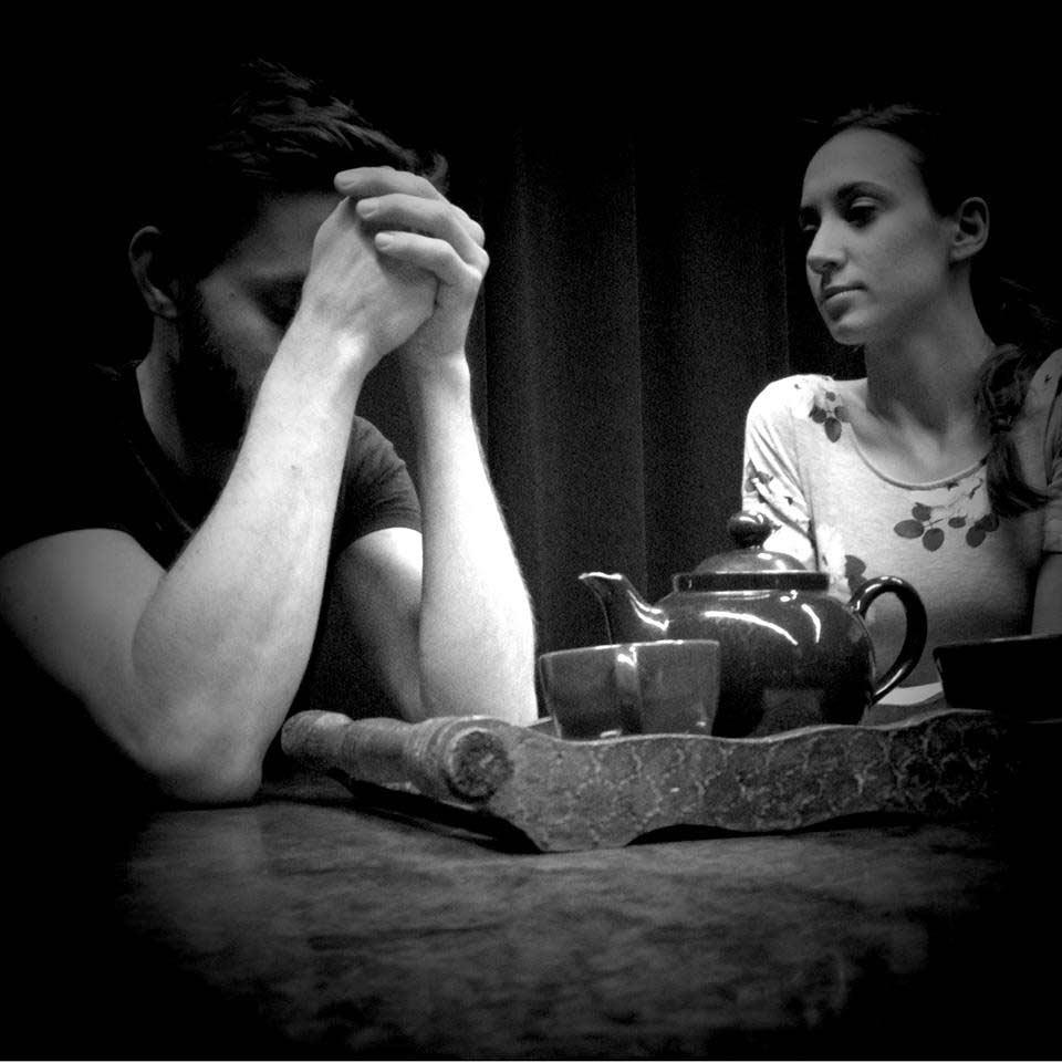 Spettacolo teatrale Werther con Simon Waldvogel e Lidia Castella