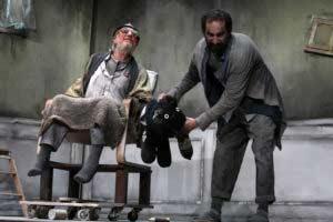 Finale di Partita Teatro d'Emergenza debutto Lugano