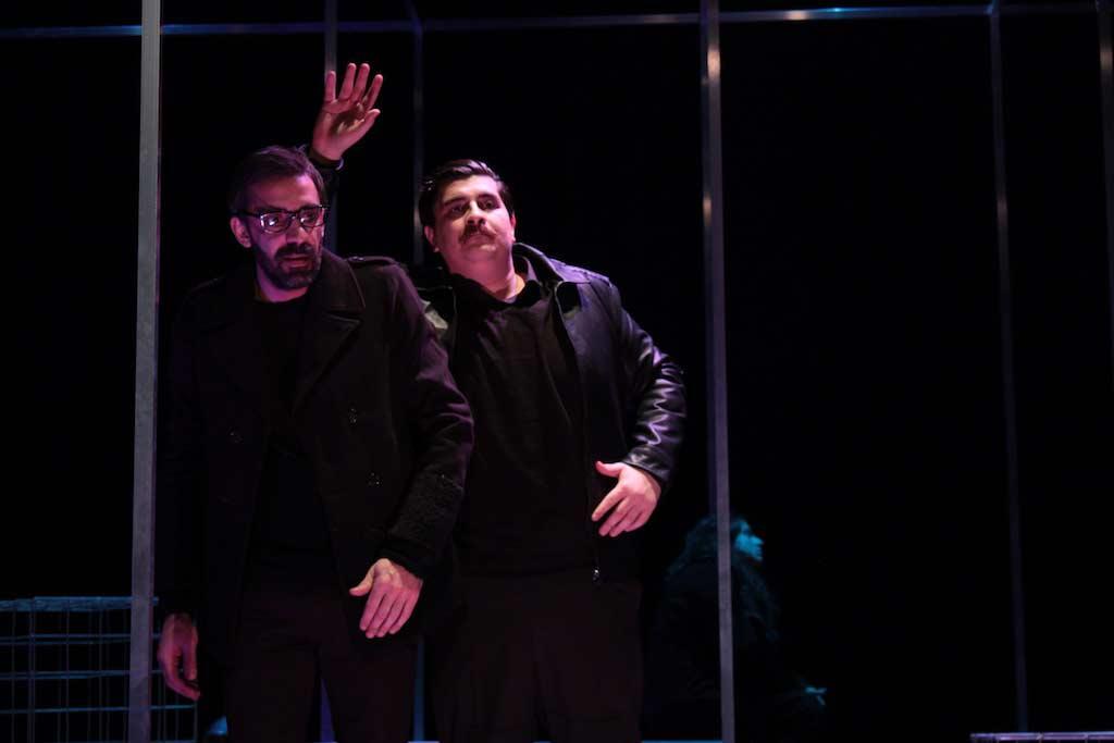 Animali Notturni Teatro d'Emergenza marco bellocchio matteo ippolito