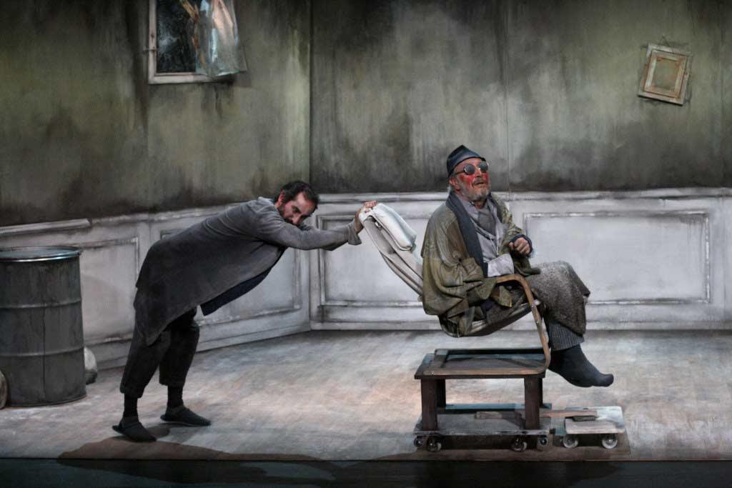 Finale di Partita teatro d'emergenza Lugano