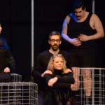 Animali Notturni Teatro d'Emergenza regia Luca Spadaro Massimiliano Zampetti