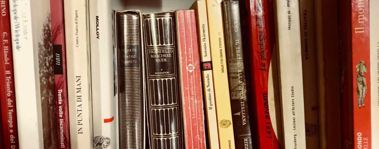 Libri di teatro: consigli di lettura a cura di luca spadaro