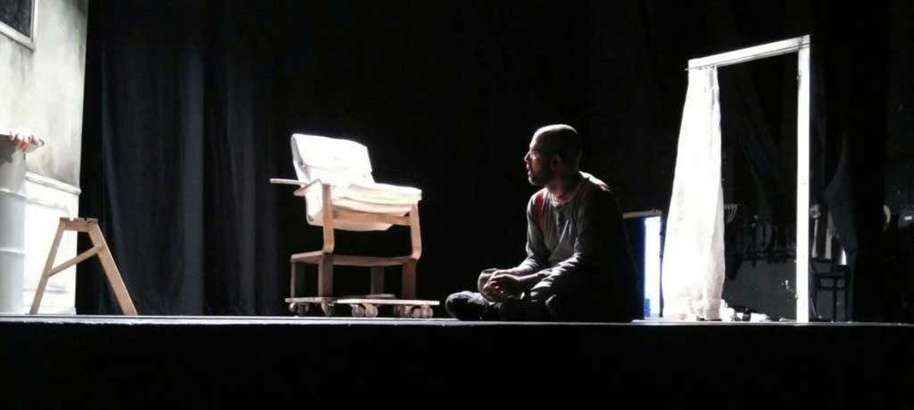 Luca Spadaro regista drammaturgo e insegnante di Teatro d'Emergenza