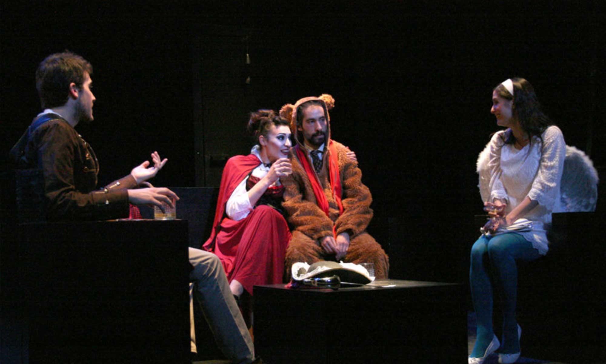 Spettacoli Compagnia Teatro d'Emergenza Lugano