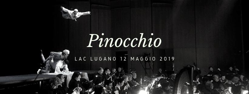 Pinocchio lugano teatro d'emergenza spettacolo teatrale